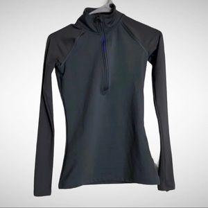Nike Pro Hyperwarm Slim Fit Half-Zip Size XS